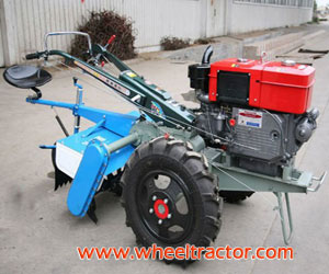 12 HP Power Tiller