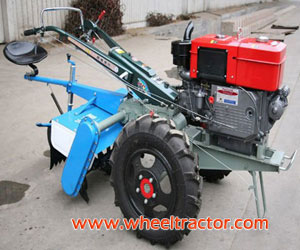 15 HP Power Tiller