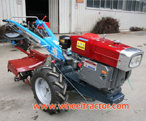 18 HP Power Tiller