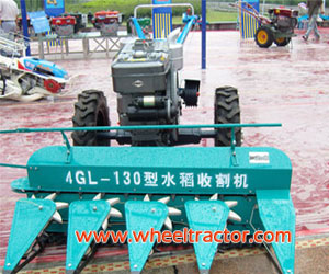 20 HP Power Tiller