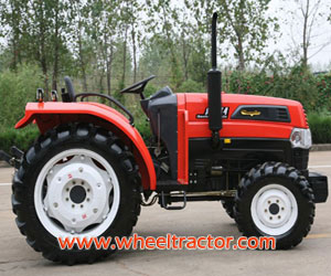 Wheel Tractor For Sale