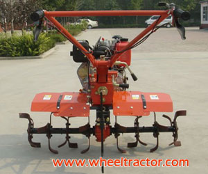 4 HP Power Tiller