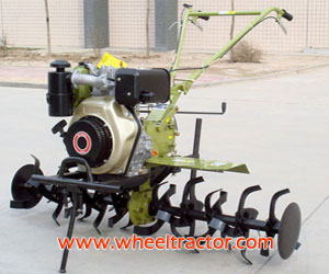 6 HP Power Tiller