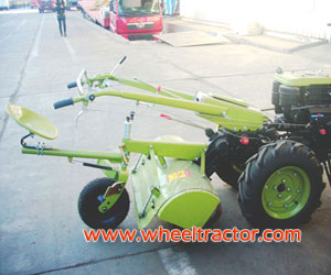 8 HP Power Tiller