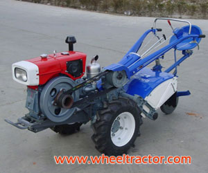 DF-151 Walking Tractor