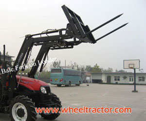 Tractor Front Forklift