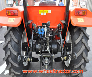 Tractor with 3 Point Linkage