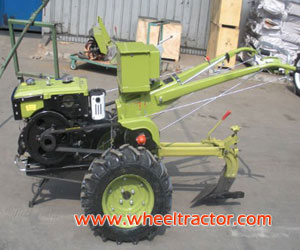 8hp Walking Tractor With Electric Start