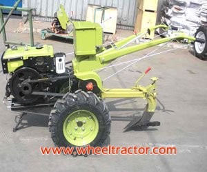 Electric Starting Tractor