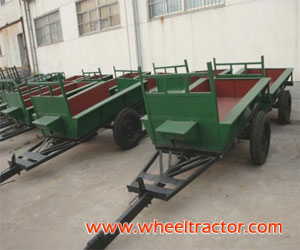 Trailer for Walking Tractor