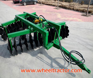 1BZ Heavy duty disc harrow