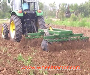 1BZ Heavy-Duty Disc Harrow