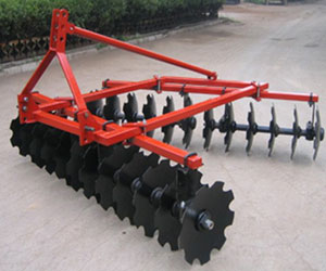 24 Blades Disc Harrow