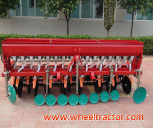2BXF Series Wheat Planter With Fertilizer