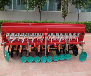 2BXF Wheat Planter With Fertilizer