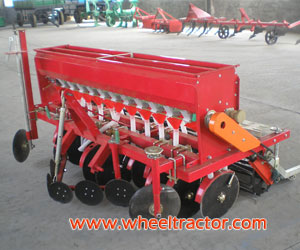 2BXY Maize And Wheat Planter With Fertilizer