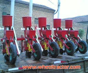 2BYF Corn Planter With Fertilizer