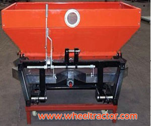 2CDR Fertilizer Spreader