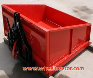 3-Point Hitch Transport Box