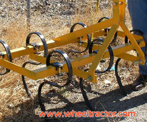 3ZS Spring Cultivator