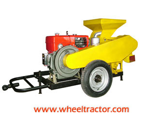 5TY Corn Thresher