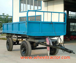 7C Farm Trailer Four Wheels