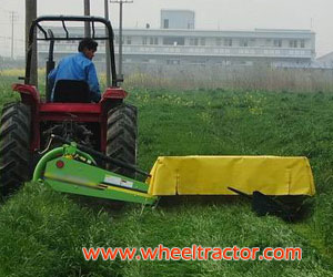 Disk Mower For Tractor