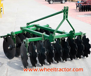Farm Disc Harrow