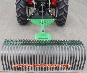 Landscape Rake,3-PT Tractor Landscape Rake Attachments