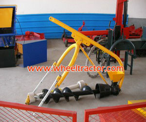 PTO Augers