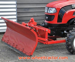 Snow Removal Plow