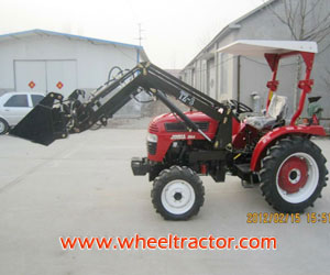 TZ series Front End Loader