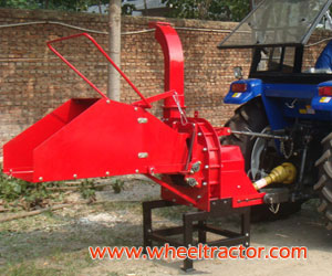 WC-8H/WC-8M PTO Wood Chipper