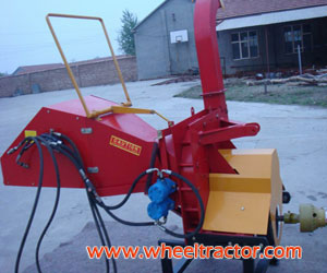 Wood Chipper Shredder