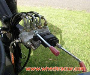 controlling valve