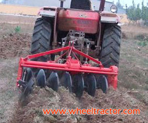 Drive Disk Plough For Tractor