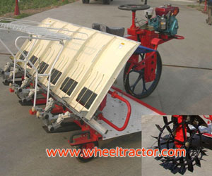 Riding Type Transplanter