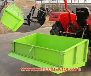 Tractor Transport Box