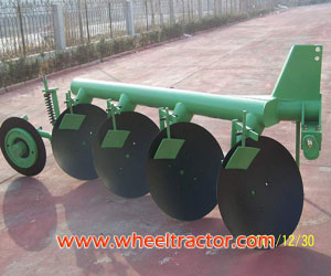 Tubular Type Mounted Disc Plough