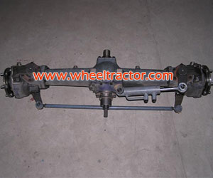 Front driving shafts