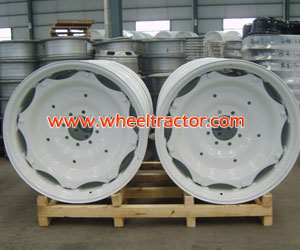 Wheel rim weldment