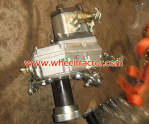 PTO Drive Gear Pump for Bac
