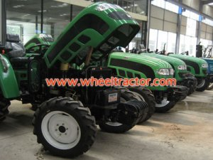 100HP Tractor Shipment For Export