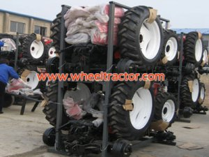 25hp Tractor Shipment For Export