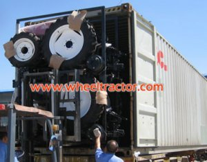 30HP Tractor Shipment For Export