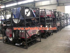 35HP Tractor Shipment For Export