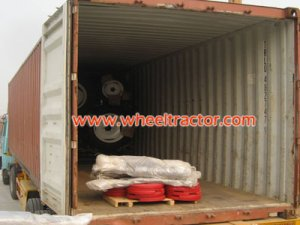 45HP Tractor Shipment For Export