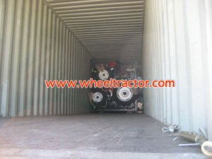 Vietnam Tractor Shipment For Export