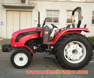 100HP Tractor 2WD