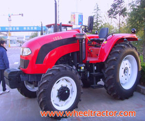 100HP Tractor 4WD